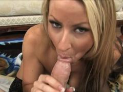 Crazy pornstar Carolyn Reese in Best POV, Blonde porn scene