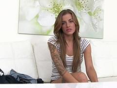 Best pornstar Silvia Dellai in Exotic Tattoos, Small Tits xxx video
