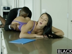 BLACKED Husband Does Not Know Wife Sabrina Banks Loves BBC
