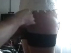 My ex cheated on me, so to get back on her I posted this amateur butts video. She is dressed like .