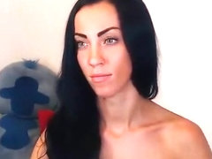 Black-haired babe ALLF0RY0U