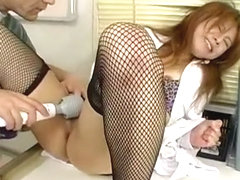 Horny Japanese girl in Fabulous Blowjob/Fera, Nurse/Naasu JAV scene