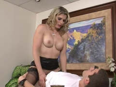 Cory Chase & J Pipes in My First Sex Teacher
