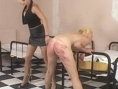 Wazoo and hips caning