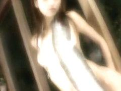Hottest Japanese model in Amazing Cumshots, Voyeur JAV scene