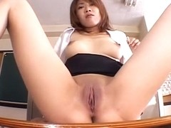 Best Japanese model in Crazy JAV uncensored Shaved video