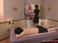 Superb Asian milf Rin Sakuragi gives happy endings