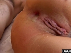 Tight Teens Creampie Compilation