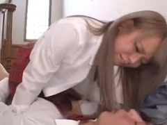 Naughty relationship with NOT her stepsisterKijima Airi