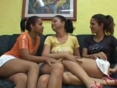 Brazilian Lesbian Ass Lickers