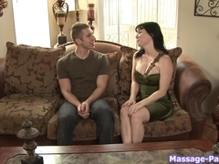 Massage-Parlor: My Hot Babysitter