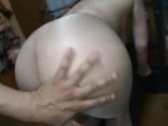 Asian model has sexy hot tits