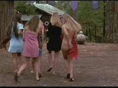 Cristy Thom,Lauren Hays,Miche Straube,Kristina Ducati,Paige French in Meatballs 4 (1992)