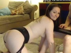 thepowers secret clip on 05/19/15 06:30 from Chaturbate