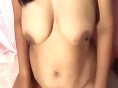 Indian beauty blows