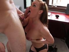 Diamond Foxxx & Ryan Driller in My First Sex Teacher