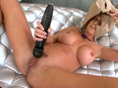 Puma Swede in First class MILF does whatever she is asked