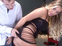 Pornstars Like it Big: Officer Samantha Is No Saint. Samantha Saint, Danny D
