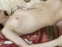 Juliya meets a stranger and invites him for hard fuck