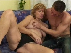 Mature woman and guy - 47
