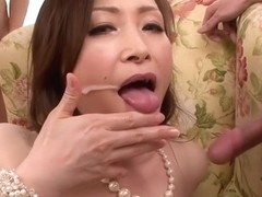 Best Japanese girl Miyama Ranko in Crazy JAV uncensored Lingerie video
