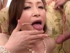 Best Japanese girl Miyama Ranko in Crazy JAV uncensored Lingerie video