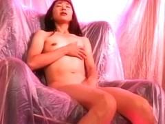 Exotic Japanese slut in Horny JAV uncensored Masturbation clip