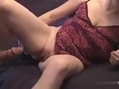 A little vagina play and doggy