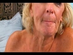Blond Older Likes To Be Screwed by TROC