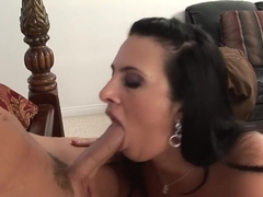 Fabulous pornstar Eva Ramon in crazy latina, swallow adult clip