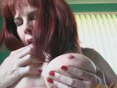 Best pornstar in Horny Mature, Redhead xxx video