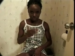 Young Ebony Mocha