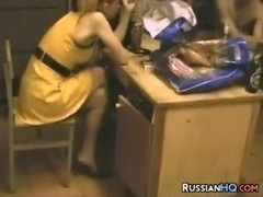 Russian Whore Fucked By The Military