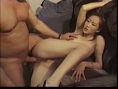 korean gals sex with man