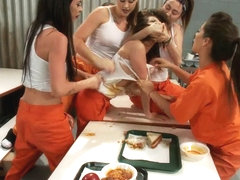 Chola Love 2 ALL GIRL PRISON REVENGE GANGBANG