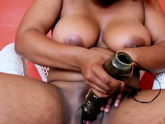 Amazing pornstar in Horny Dildos/Toys, Black and Ebony sex video