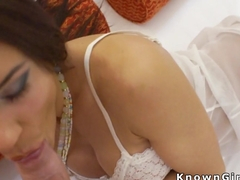 Amateur girlfriend anal bangs pov