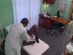 Amazing pornstar in Hottest Medical, Redhead sex video