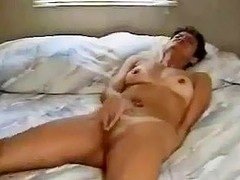 Mature amateur masturbation video