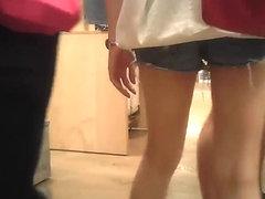 cannded short shorts