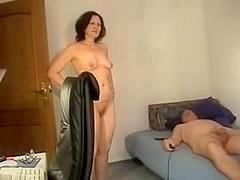 Homevideo mature couple