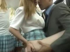 Amazing Japanese slut in Hottest Doggy Style JAV scene