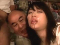 Horny Japanese whore in Exotic Oldie, BDSM JAV clip