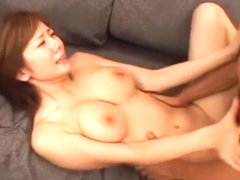 Best Japanese whore in Hottest Cougar, Big Tits JAV scene