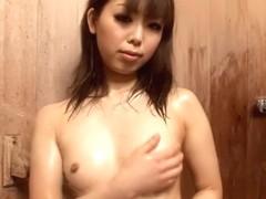 Horny Japanese slut Yuki Asami in Best JAV uncensored Fingering scene