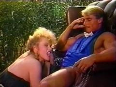 Buffy Davis, Danielle, Jeanna Fine in vintage xxx video