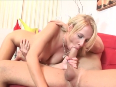 Best pornstar in fabulous facial, blonde adult video