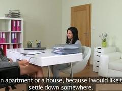 Hottest pornstar in Crazy European, Reality adult movie