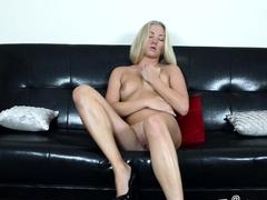 Incredible pornstar in Exotic Solo Girl, Fingering sex clip