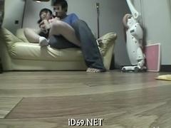 Stimulating wax punishment
